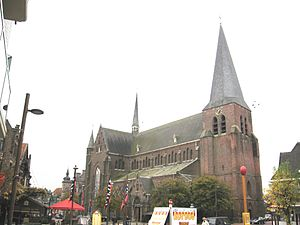 Neerpelt - Image: Neerpelt Sint Niklaaskerk