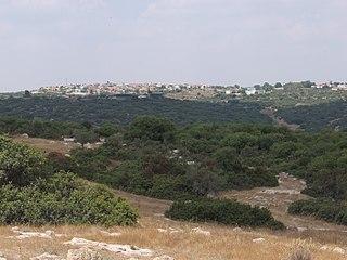 Nehusha Place in Jerusalem, Israel