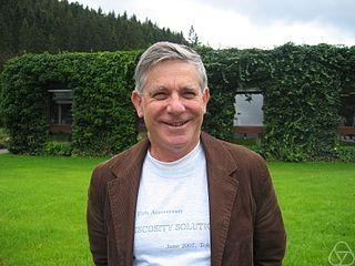 Neil Trudinger Australian mathematician