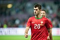 Nelson Oliveira - Croatia vs. Portugal, 10th June 2013.jpg