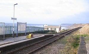 Nethertown - Image: Nethertown Railway Station