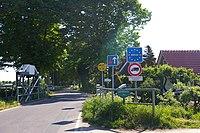 Netterden Dutch-German border.jpg