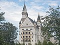 Neuschwanstein Castle, Schwangau, Germany - panoramio (1).jpg