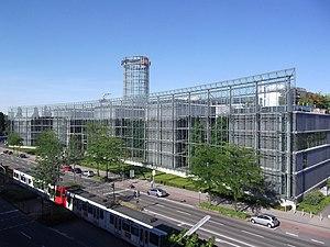 M. DuMont Schauberg - DuMont Headquarter in Cologne