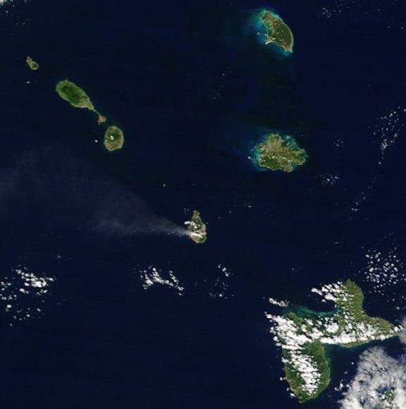 Nevis Satellite
