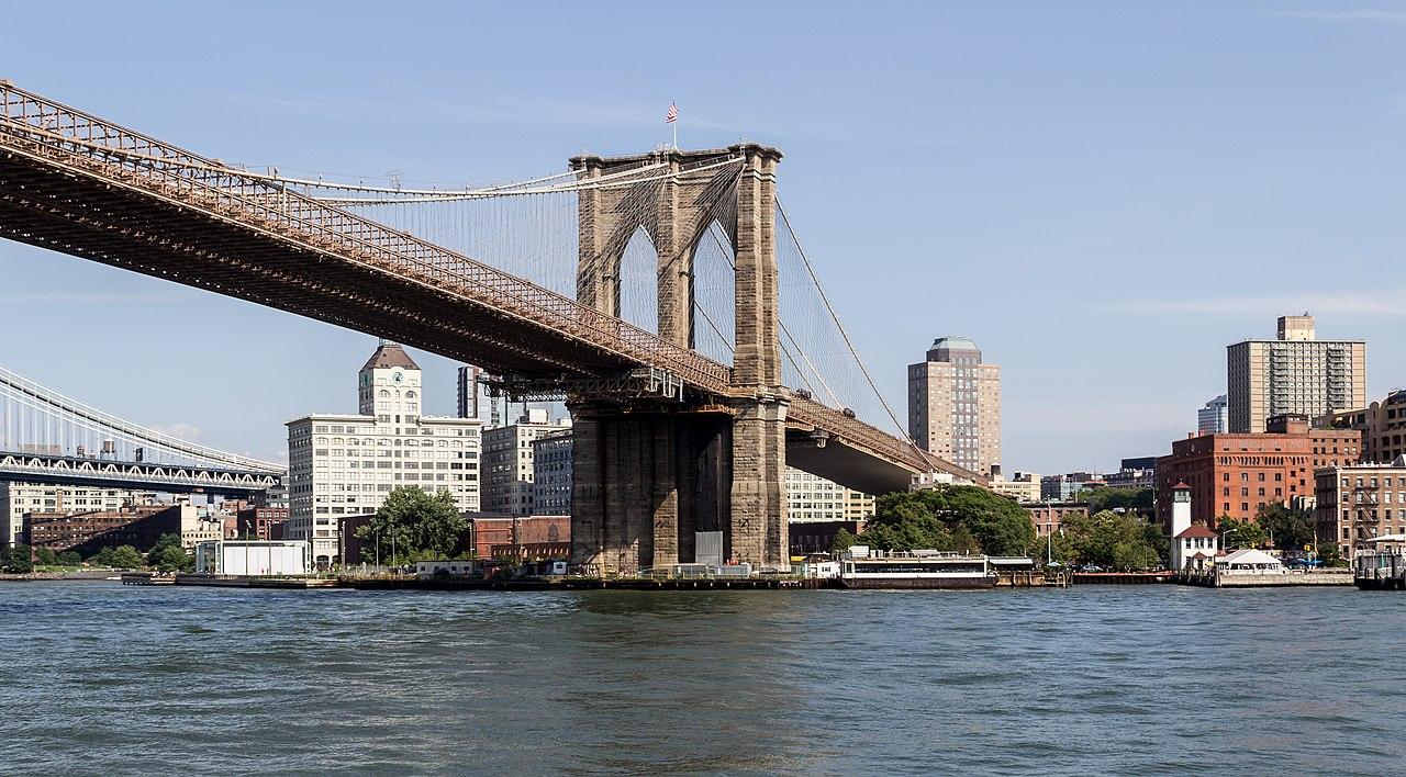 File New York City  New York  Usa   Brooklyn Bridge