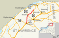 New York Route 310 map infobox.png