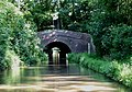 Newbold Tunnel's west portal, Oxford Canal in Warwickshire - geograph.org.uk - 989167.jpg