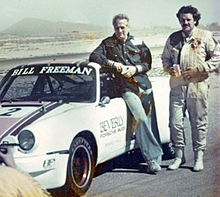 Bill Freeman Racing Driver Wikipedia