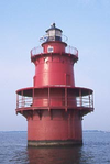 Newport News Middle Ground Light Station