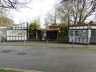 Newquay Zoo zoo in Newquay, England, United Kingdom