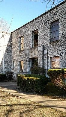 Newton County Courthouse (Arkansas) 003.jpg