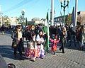 Niñas andaluzas en Trelew, Argentina 1.JPG