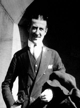 Nicky Arnstein - Image: Nicky Arnstein 1920