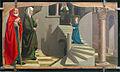 Nicolas dipre, 03 presentazione di maria al tempio, 1500 ca..JPG