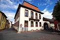 Nierstein- Langgasse- Fassade der Hausnummer 35 (Haxthäuser Hof) 22.6.2013.jpg