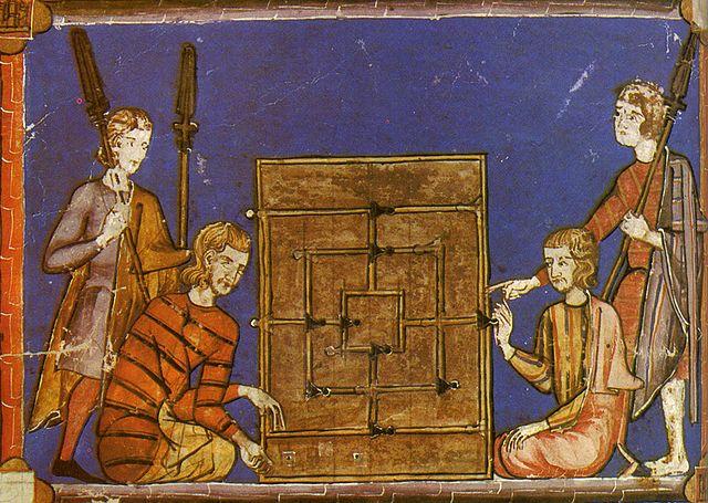 Manuscrito medieval español