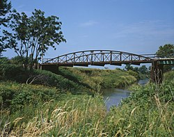 Nishnabotna River Bridge carrying 310th Street.jpg