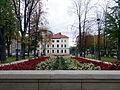 Nisko - Park - klomby (02).jpg