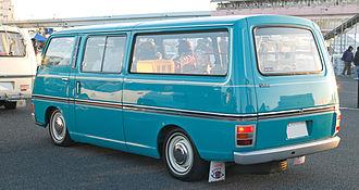 Nissan Caravan - Nissan Caravan (E20)
