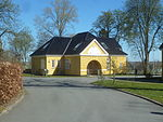 Nordlejren guardhouse.JPG