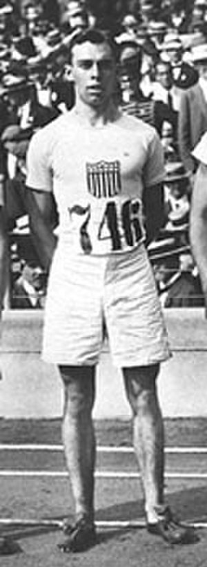 Norman Taber - Norman Taber at the 1912 Olympics