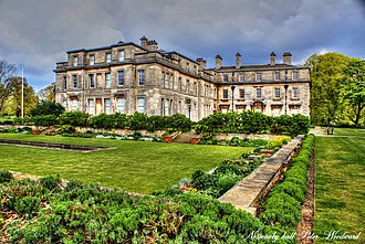Normanby Hall - Image: Normanby Hall
