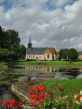Lisors - St.Martin Church