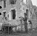 Normandy- the British Second Armys Advance B8679.jpg