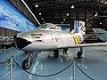 North American F-86 Sabre jet fighter - Αεριωθούμενο μαχητικό αεροσκάφος (26964675541).jpg