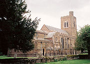 St. Mary's church in Northill