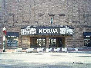 Norva Theatre - Image: Norva Theatre 1
