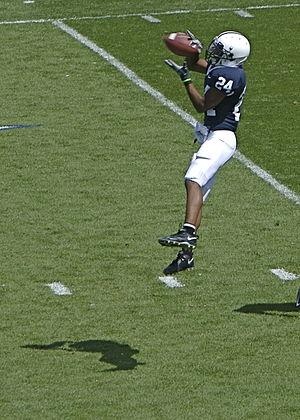 Jordan Norwood - Jordan Norwood during his tenure at Penn State.