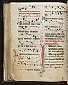 Noted breviary, f.153v, (218 x 162 mm), 14th century, Alexander Turnbull Library, MSR-06. (5343925727).jpg