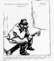 Notre justice n'est pas la même que la vôtre - Ibels - Le Sifflet - 1898.png