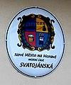 Nové Město na Moravě, znak – Svatojánská.jpg