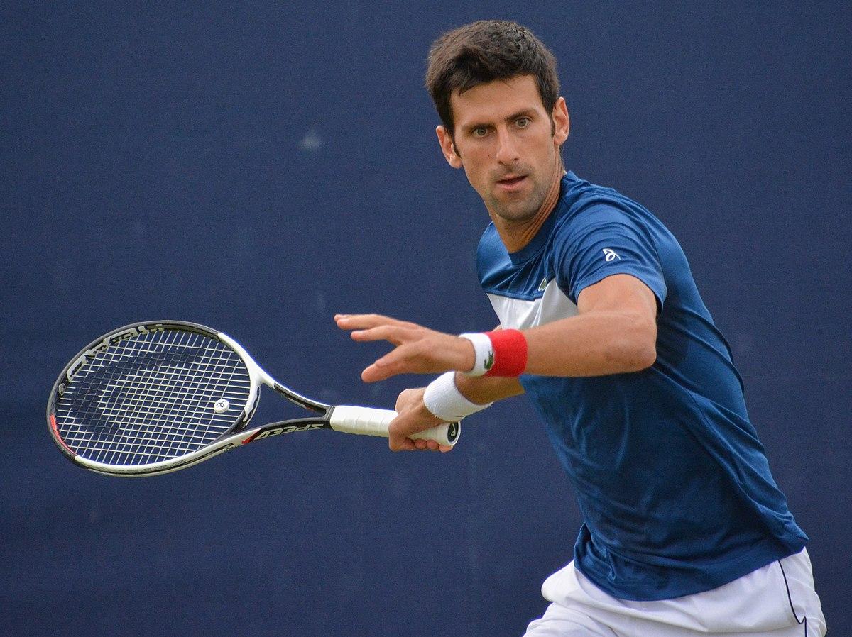 Nadal Wikipedia: Novak Djokovic