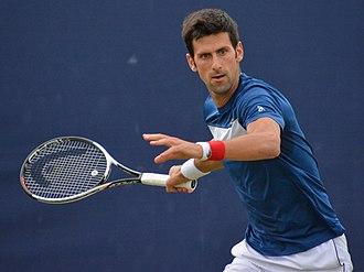 2018 ATP Finals - Djokovic won two slams in the season.