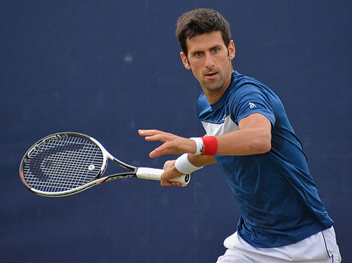 Novak Djokovic Queen's Club 2018
