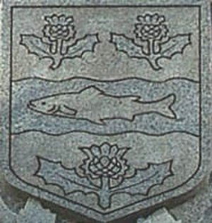Coat of arms of Nova Scotia - Image: Ns coat old