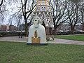Nuestros Silencios sculpture in Victoria Tower Gardens - geograph.org.uk - 2234983.jpg