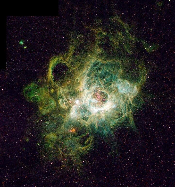 NGC 604 (HST)