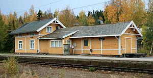 Gjøvik Line - Nygard Station