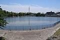 O-ike Pond, Teramae Okehazama Arimatsu-cho Midori Ward Nagoya 2008.jpg