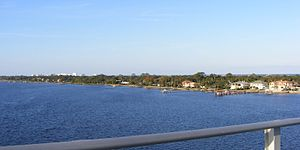 Ormond-by-the-Sea, Florida - Skyline of Ormond-by-the-Sea