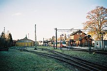 Upper rhine railway company wikipedia for Depot weinheim