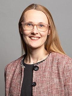 Cat Smith British Labour politician