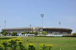 1978 African Cup of Nations - Image: Ohene Djan stadium, Accra