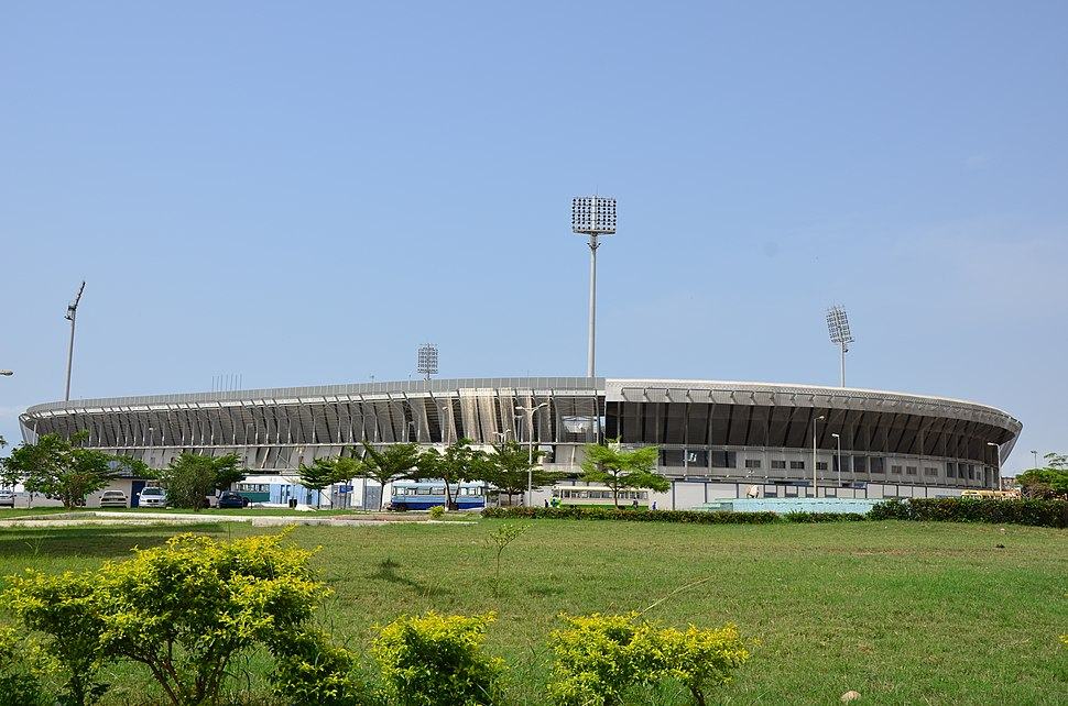 Ohene Djan stadium, Accra