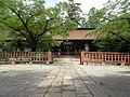 Oimatakubo-hachiman shrine Yamanashi-city.JPG